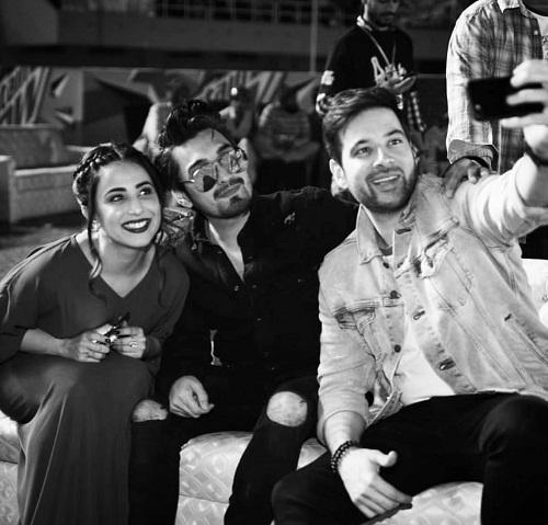 Ushna Shah Attends A Stunts Event