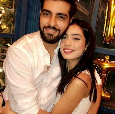 Furqan Qureshi's Wife's Star Studded Birthday