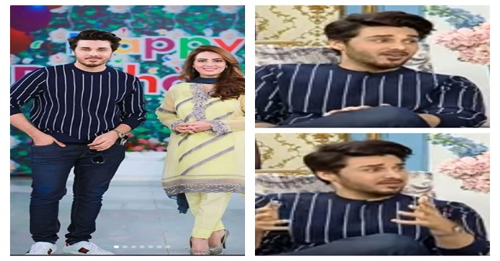 Who Is That One Person Ahsan Khan Takes Advice From
