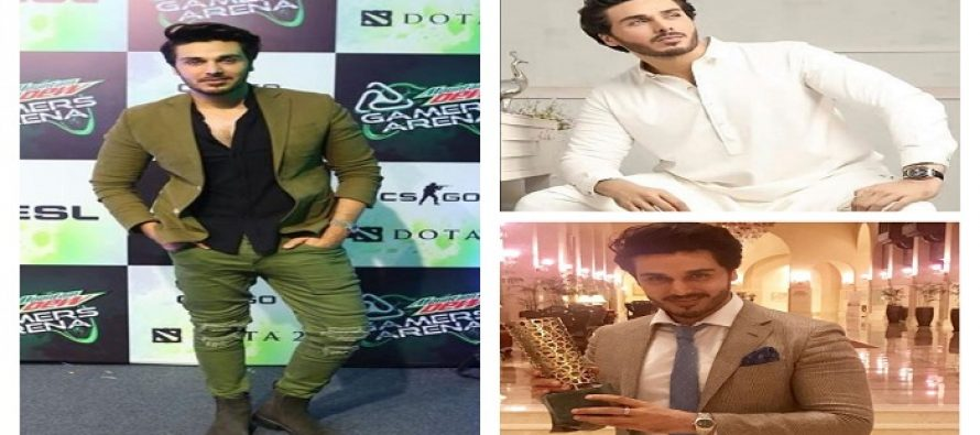 Ahsan Khan Was Overwhelmed On Praises Of His Biggest Fan