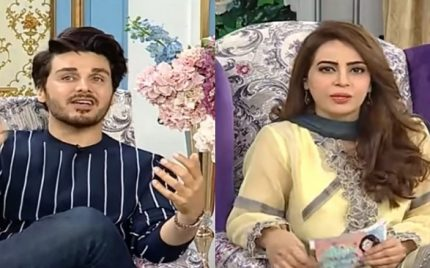 Ahsan Khan Gets Really Irritated When People Pass Quick Judgments
