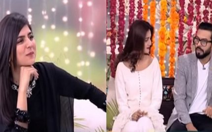 Anum Fayyaz And Husband Reveal Secrets About Their Relationship