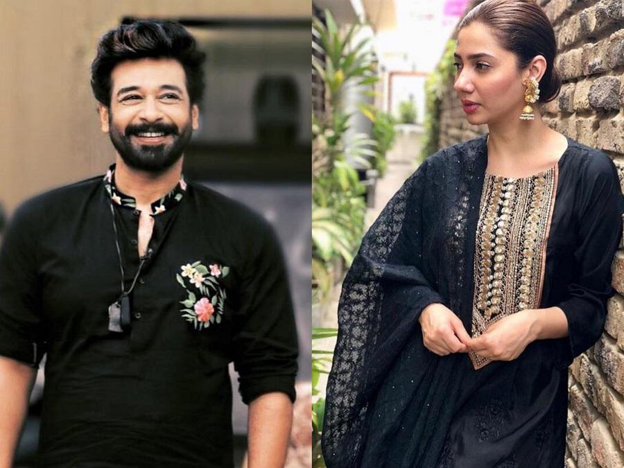 Mahira Khan Is Faysal Qureshi's Celebrity Crush