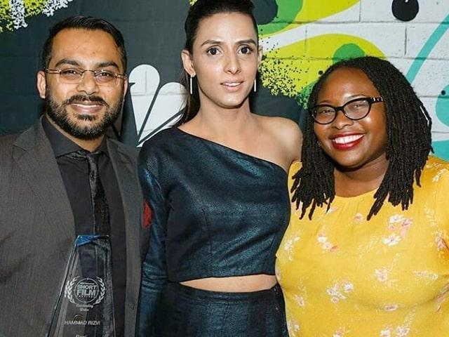 Kami Sid's Rani Wins Award