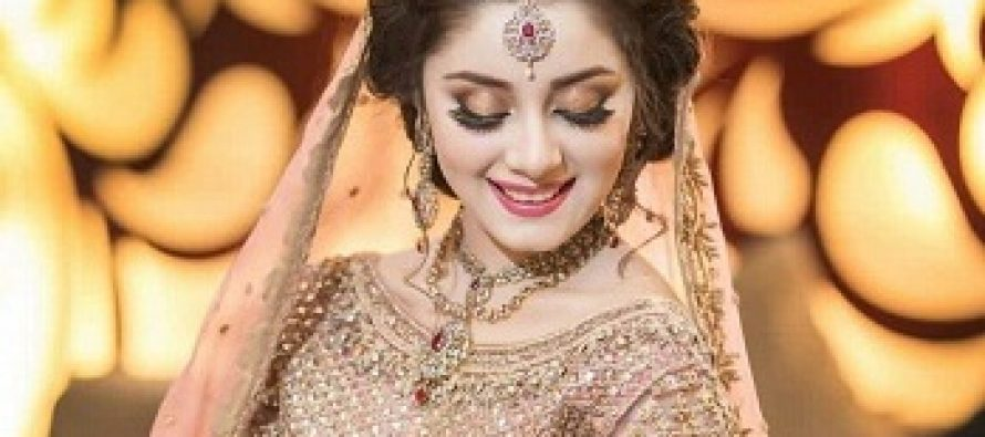 Aleezay Shah's Bridal Shoot-Pictures