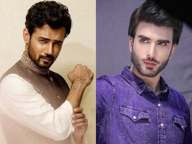Zahid Ahmed Wants Imran Abbas To Wear Less Make-up