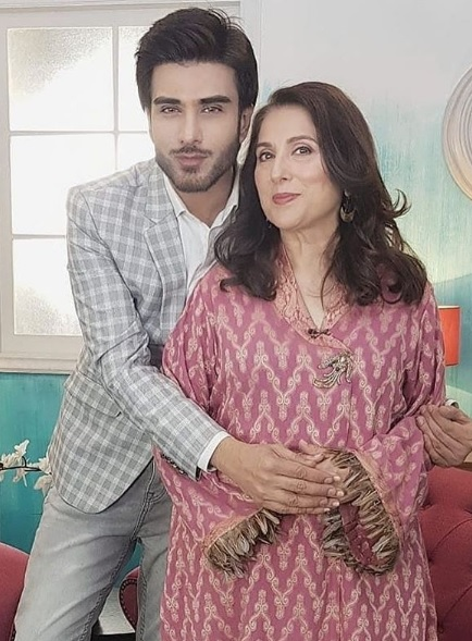 In One Of The Promos Imran Abbas Shared Details About His Love Life He Said That Will Be Getting Married Really Soon And Plans To Have Babies Right