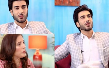 Imran Abbas Talks About His Love Life