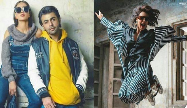 Iqra Aziz and Farhan Saeed's Latest Photo Shoot