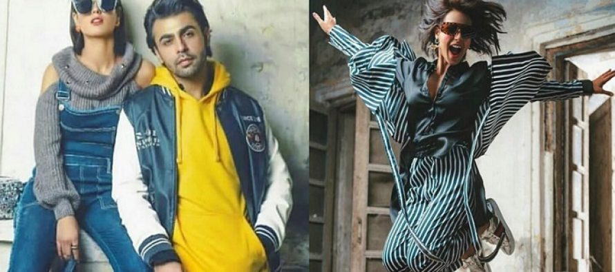 Iqra Aziz and Farhan Saeed's Latest Photo Shoot