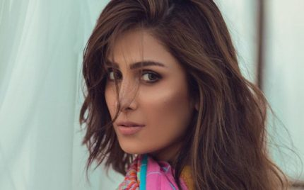 Ayeza Khan To Be The Leading Lady In Humayun Saeed's Next