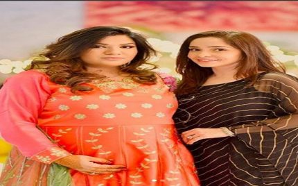 Juggun Kazim Hosted A Baby Shower For Her Niece