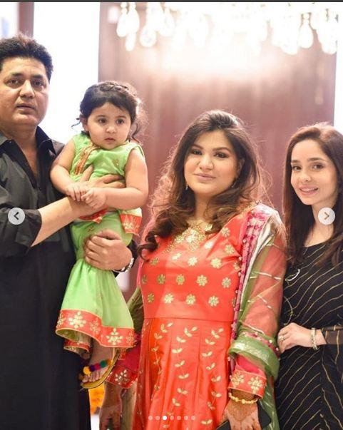 Juggun Kazim Hosted A Baby Shower For Her Niece