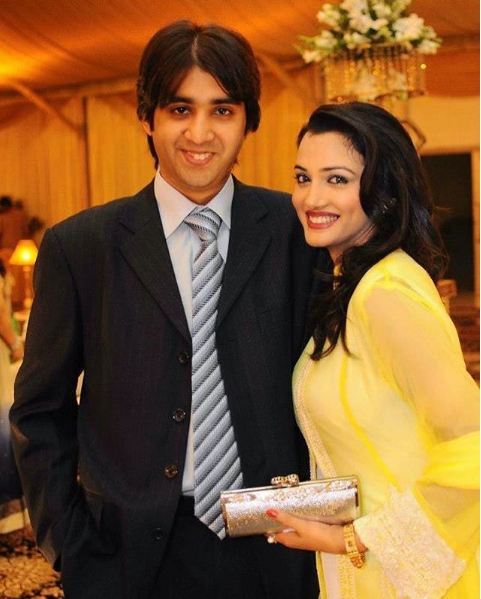 Kiran Tabeer Shares A Beautiful Relationship With Her Husband