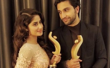 Ahad Expresses Admiration For Sajal