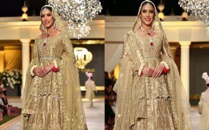 Mehwish Hayat Showstopper At Fashion Pakistan Week