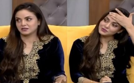 Nadia Khan Shares What Upsets Her And Makes Her Cry