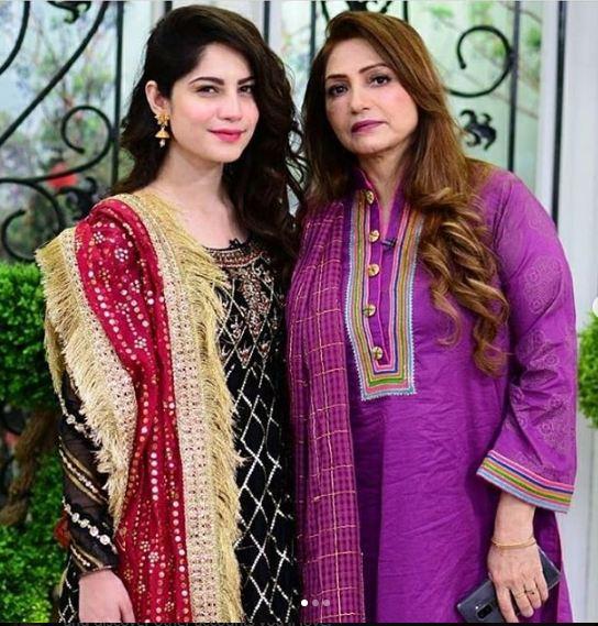 How Neelum Munir's Mother Raised Her Being A Single Mother