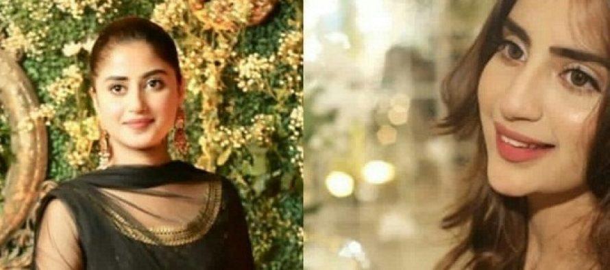 Sajal And Saboor Ali's Fashion Face Off