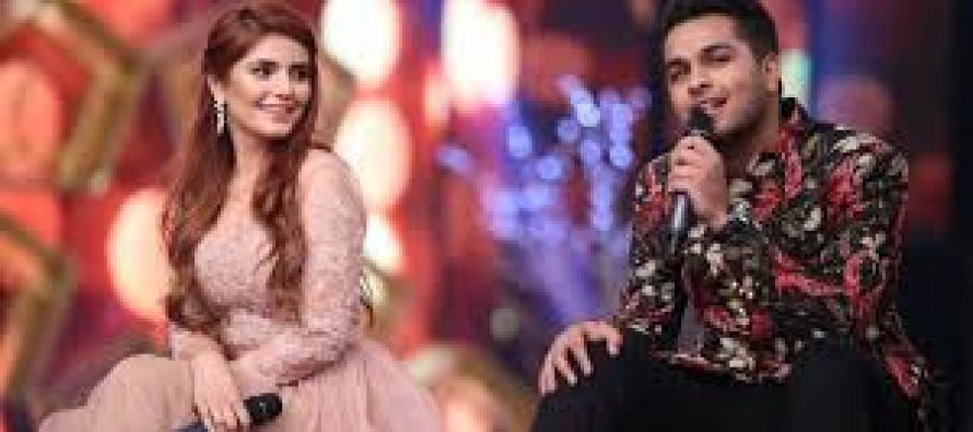 Asim Azhar Celebrates Birthday With Momina Mustehsan