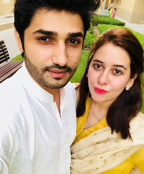 News Anchor Rabia Anum Blessed with a Baby Girl