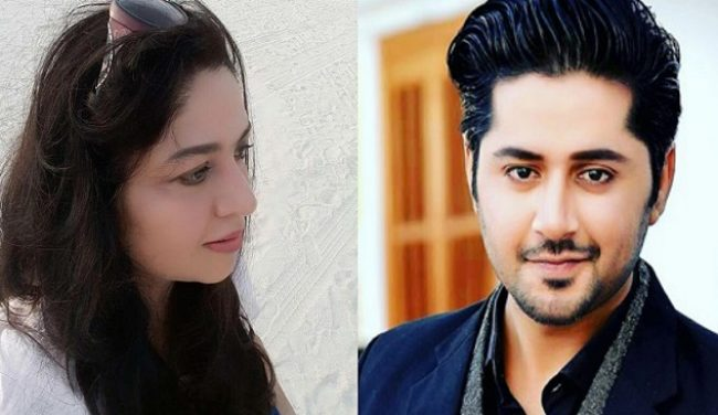 Faiza Iftikhar and Imran Ashraf Talk About Ranjha Ranjha Kardi