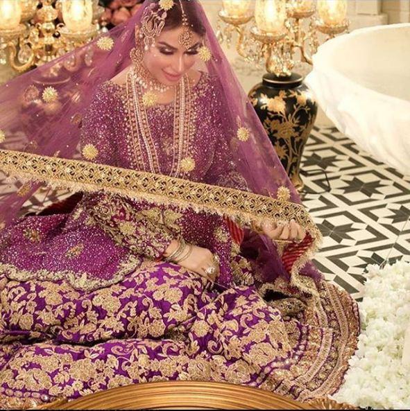 Style Icon Reema Khan's Latest Bridal PhotoShoot