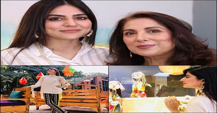 Sanam Baloch And Samina Peerzada Reach New Heights Together