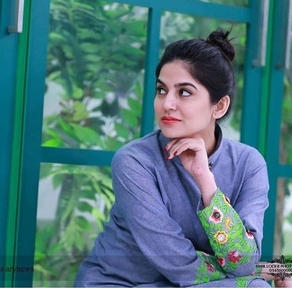 Sanam Baloch Shaved Her Head For Her First Telefilm