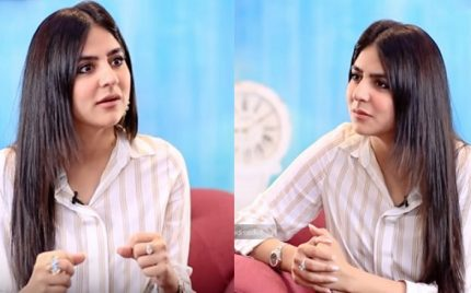 Sanam Baloch Shares How Things Were After Her Parents' Divorce