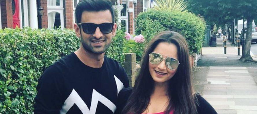 Sania Mirza And Shoaib Malik Welcome A Baby Boy