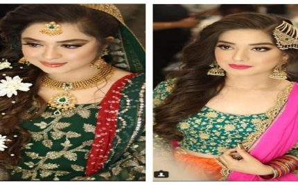 Makeup PhotoShoot Of Sara And Arisha Razi Khan