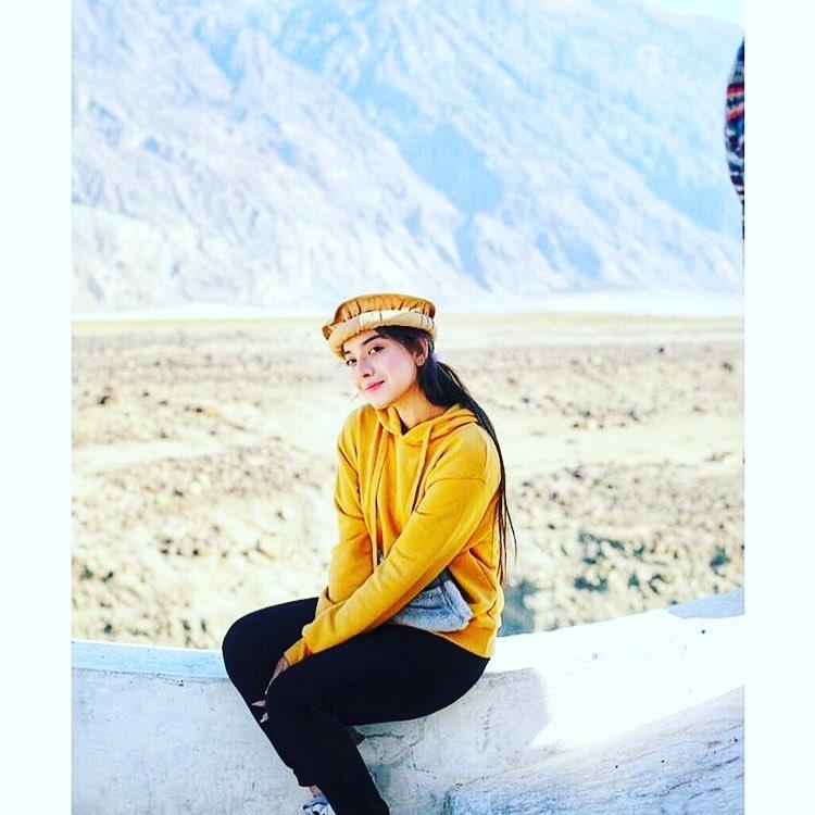 Areesha And Sara Razi Are Off To Gilgit Baltistan
