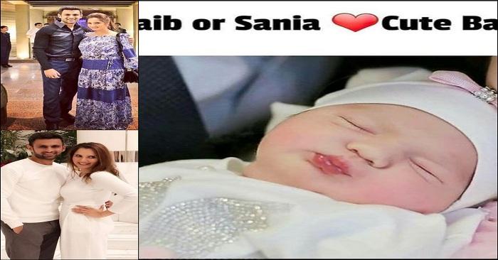 Shoaib Malik's Tweet On The News Of Birth Of Their Baby