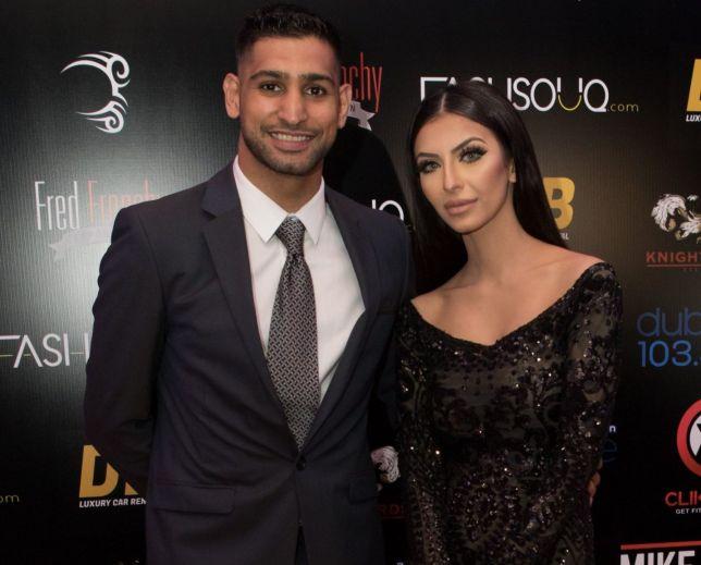Amir Khan Allegedly Tried To Cheat Again