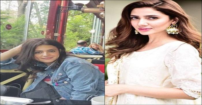 Zara Noor Abbas Is All Praises For Mahira Khan
