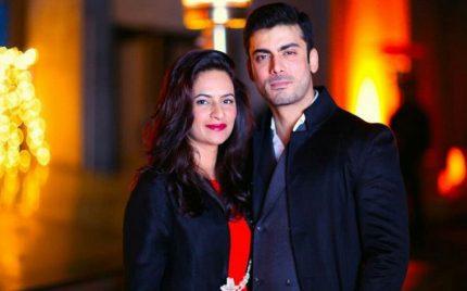Fawad Khan Celebrated Anniversary With Wife Sadaf