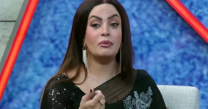 Sadia Imam look – Before or After Surgery