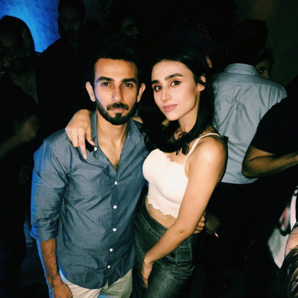 Ali Ansari Is Dating Mashal Khan