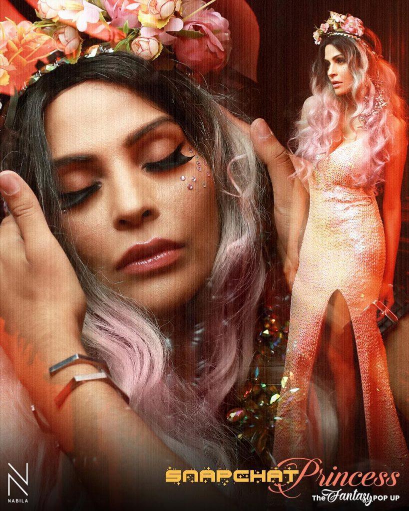Halloween Looks Worn By Pakistani Celebrities