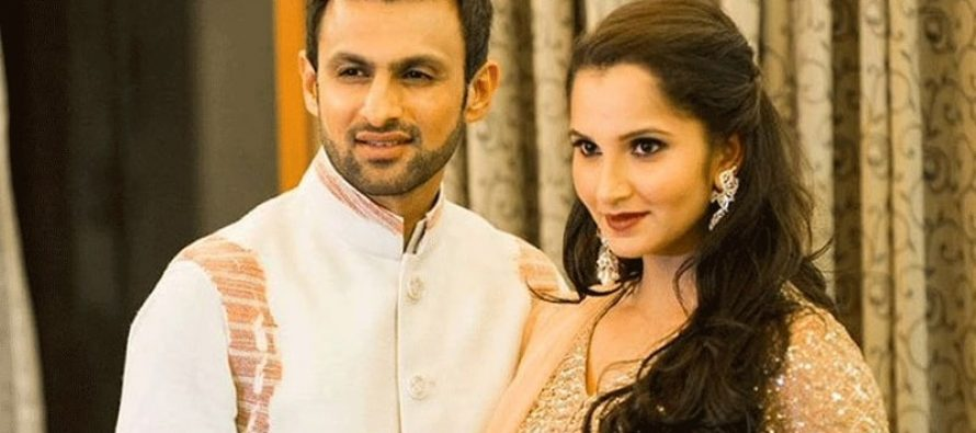 Sania Mirza's First Message With Baby Izhaan