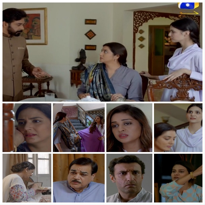 Baba Jani Episode 12 Story Review – Relationships Growing
