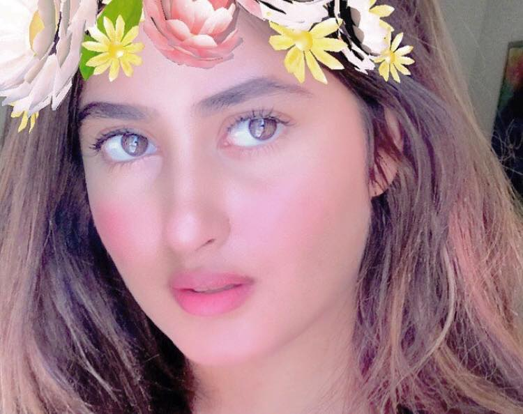 Sajal Ali Has An Important Message For Her Fans