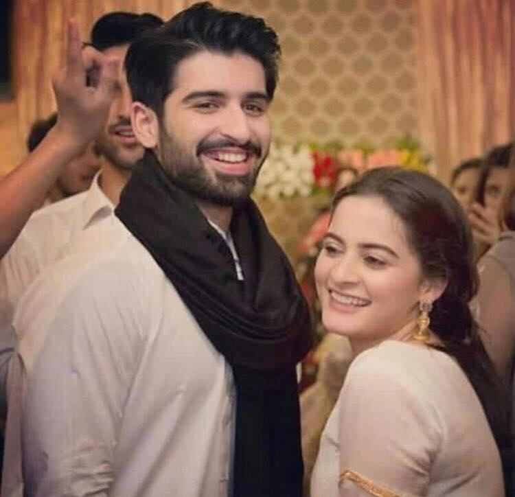 Interesting Facts About Aiman Khan and Muneeb Butt