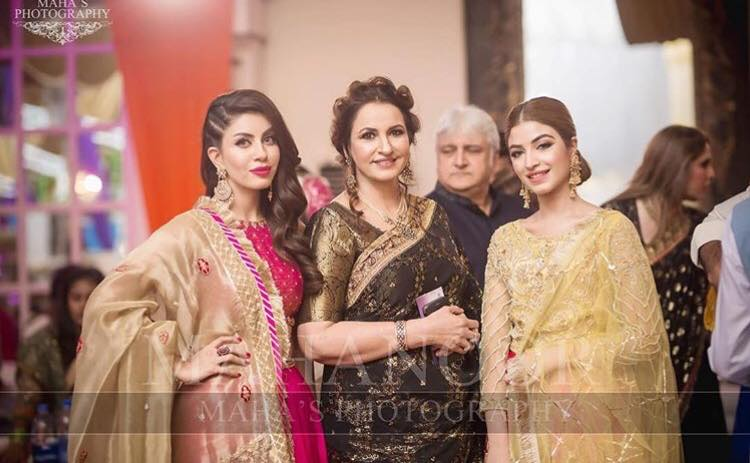Aiman Khan Mehndi Exclusive Pictures and Videos