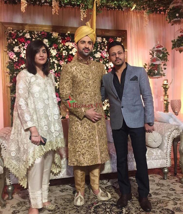 Aiman Khan Wedding Exclusive Pictures and Videos