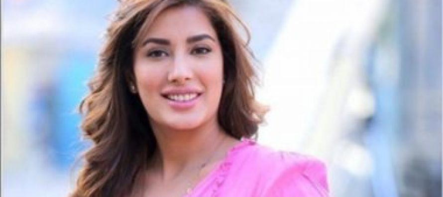 Mehwish Hayat Is A Chinese Empress In Her New AD