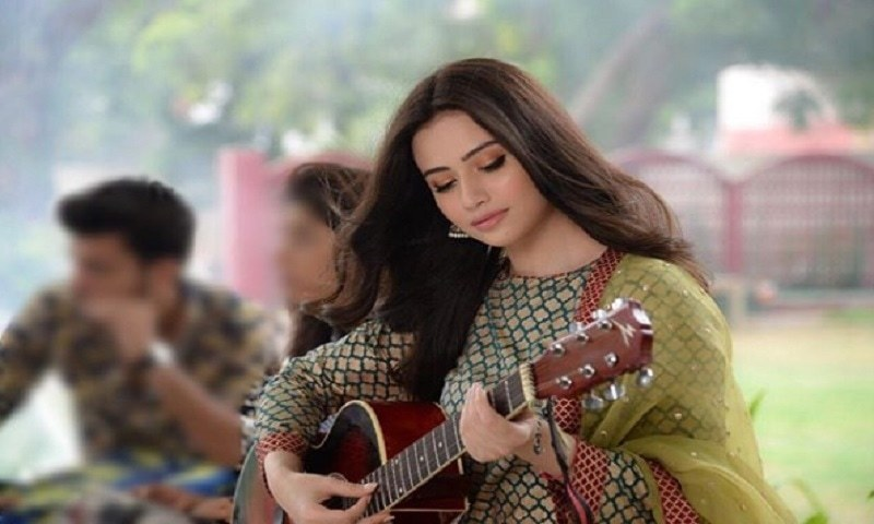 Sana Javed To Give Production A Try