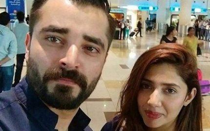 Mahira Khan Trolls Hamza Ali Abbasi