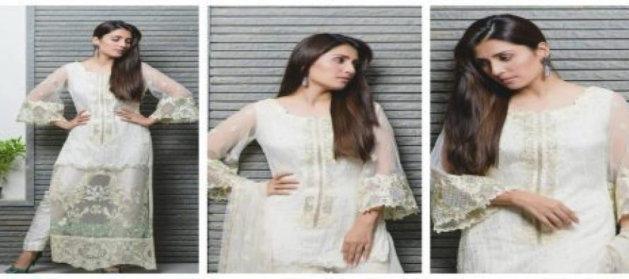 Ayeza Khan In White Defines What Beauty Is